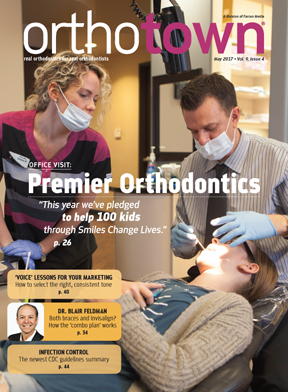 Premier Orthodontics featured in local and national media